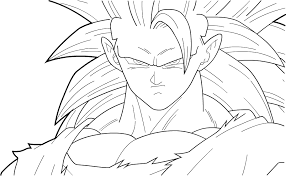 dragon ball gt coloring pages coloring
