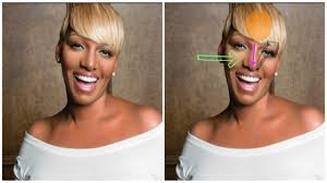 best hair for wide nose how to contour a wide nose nene leakes tree of life techniques