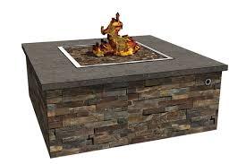 Square Firepit Square Pit Enclosures Rtf Fireboulder