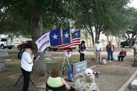 Gonzales Flag Legendary Ranger Honored The Gonzales Inquirer