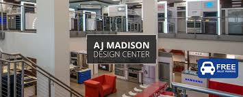 appliance showroom store u0026 design center aj madison