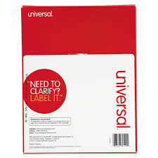 unv80102 laser address labels by universal ontimesupplies com