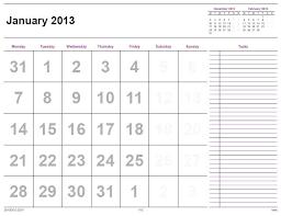 printable calendar yearly 2014 12 month calendar 2013 printable calendar 2013 home life weekly