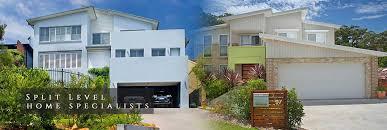 split level garage split level homes series