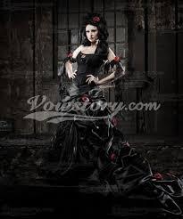 Black Wedding Dress Halloween Costume 75 Gothic Wedding Dresses Images Wedding