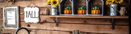 Outdoor Fall Decorating Ideas by How To Decorate Your Outdoor Space For Fall Wood Slice Diy
