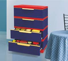 Nilkamal Kitchen Furniture Chester Drawer Series