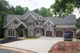 Custom Homes Designs Custom Home Design 473 Cherokee County Ga