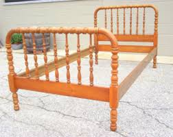 Antique Twin Headboards by French Bed Tufted Headboard Footboard Rails Queen King Twin