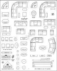 furniture templates for floor plans printable furniture templates 1 4 inch scale free graph paper for