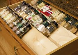 kitchen spice storage ideas kitchen decorative kitchen spice drawers drawer storage kitchen