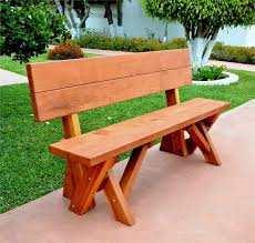 Simple Park Bench Plans Plans For Outside Furniture Friendly Woodworking Projects