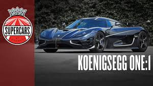 koenigsegg autoskin koenigsegg one 1 the 1300bhp 273mph megacar youtube