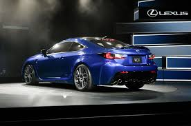 lexus sport car for sale 2015 lexus rc f debuts at 2014 detroit auto show automobile magazine