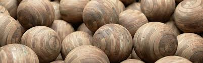 wooden balls these are not real wooden balls they re digitally made with