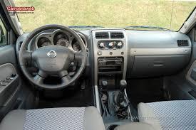 nissan frontier se 2 8 turbo 4x4 2003 ficha técnica