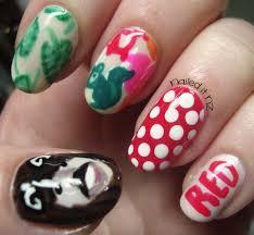 taylor swift nail art