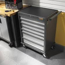 welding cabinet with drawers gladiator premier series 7 drawer roll away gatr27p7wg