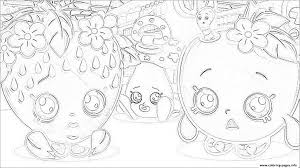 shopkins season 2 3 4 5 coloring pages printable