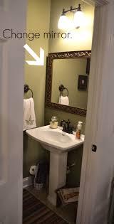 Half Bathroom Decor Bathroom Decor - Half bathroom design