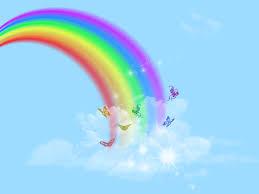 rainbow animerainbows