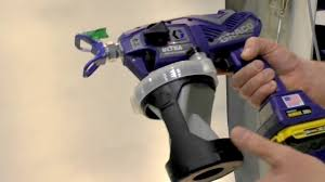 Journal Of Light Construction by Graco Ultra Airless Handheld Sprayers Youtube