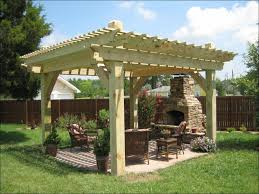 Awning Gazebo Exteriors Amazing Garden Treasures Patio Furniture Replacement