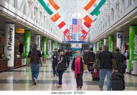 Air travellers stock photos air travellers stock images alamy