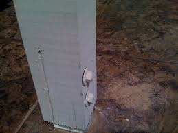 Pergola Post Anchor by 6x6 Posts On 4x4 Anchors Internachi Inspection Forum