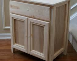 Unfinished Furniture Sideboard Unfinished Furniture Etsy