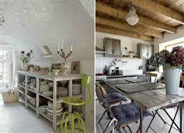 cuisine et blanche cuisine verte et blanche 6 d233coration maison de cagne