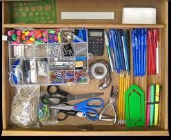 Teacher Desk Organization by 8 Quick Steps To An Organized Junk Drawer Home Improvement