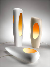 modern ceramic table lamps interesting lamps for the house and office warisan lighting