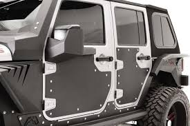 armored jeep wrangler unlimited armor system fab fours