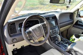 96 Tahoe Interior Road Test Review 2015 Lincoln Navigator Driven Back To Back With
