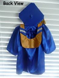 toddler cap and gown baby graduation cap and gown what to celebrate with the
