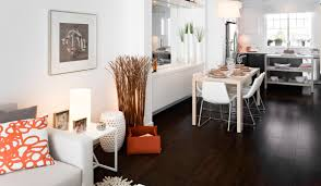 rich dark wood flooring interior design ideas