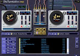 dj software free download full version windows 7 otsturntables virtual turntables mp3 mixer