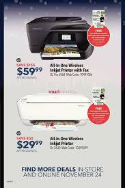 printer sale black friday best buy pre black friday vip sale flyer november 24