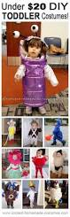 Baby Biker Costume Toddler Halloween 10 Diy Infant Toddler Halloween Costumes 20
