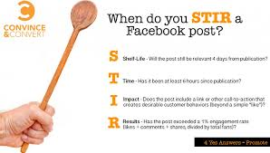 Post Your Resume Online For Free by How To Know When To Promote A Facebook Post