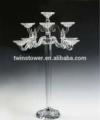 tall wedding candelabra centerpiece tall wedding candelabra