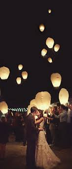 luck lanterns floating lanterns an ancient asian tradition used at weddings to