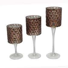Large Floor Candle Stands by Decorating Appealing Clear Glass Tall Hurricane Candle Holder