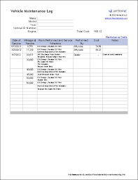 repair log template free household notebook with 36 printables