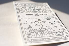 sts for wedding invitations modern letterpress wedding invitation elegante press design