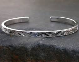 Customized Engraved Bracelets Engraved Cuff Etsy