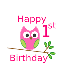 1st birthday happy 1st birthday birthday cards wishes images lines