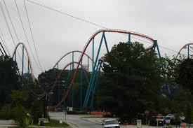 Goliath Six Flags Georgia Sfog Stone Mountain