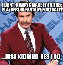 Football Meme - 25 fantasy football memes